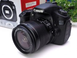 Ulasan dan Harga Canon EOS 60D Kit Kamera Terbaru 2021