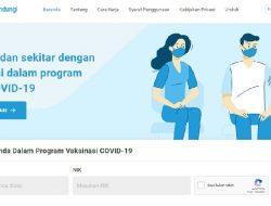 Cara Cetak Sertifikat Vaksin Covid-19 di Website Pedulilindungi