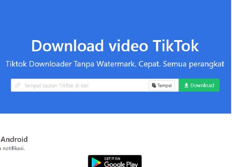 Snaptik App Download Video Tiktok Tanpa Watermark Kluet Media